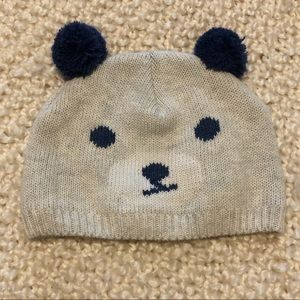 OshKosh baby bear winter hat